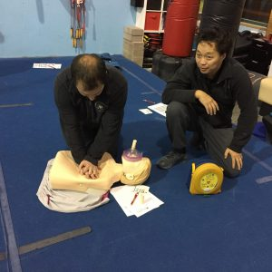 CPR/AED and First Aid Course (Adult)
