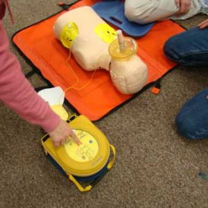 CPR/AED Course; Adult, Child, Infant