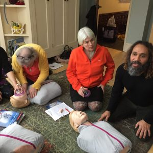 BLS CPR Refresher Course; American Heart Association