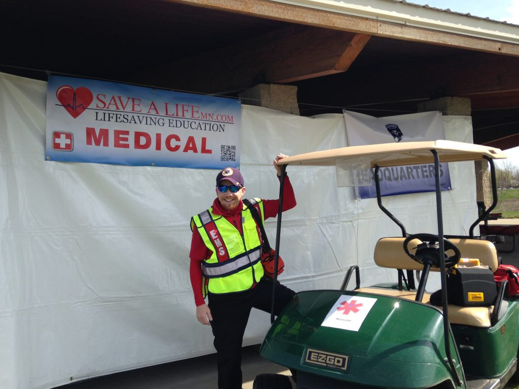 medical services for events